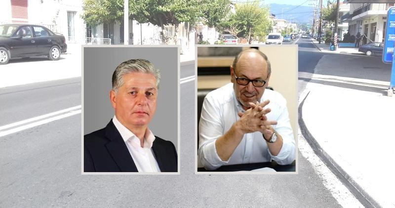 Κοτρωνιάς-Λουκόπουλος-δήμος-Ναυπακτίας-πεζοδρόμια-Σκα