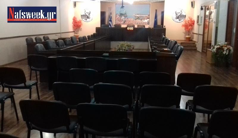 δημοτικο-συμβούλιο-δημος-ναυπακτίας-2019