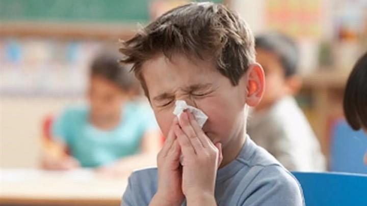 Γρίπη-απουσίες-μαθητών