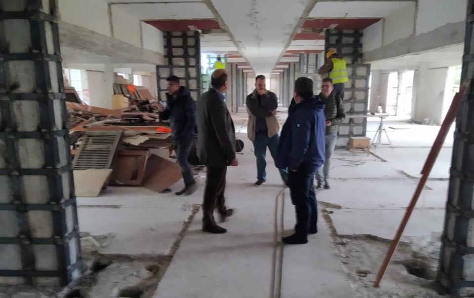 Ξενία-επίσκεψη-δήμαρχος-Γκίζας