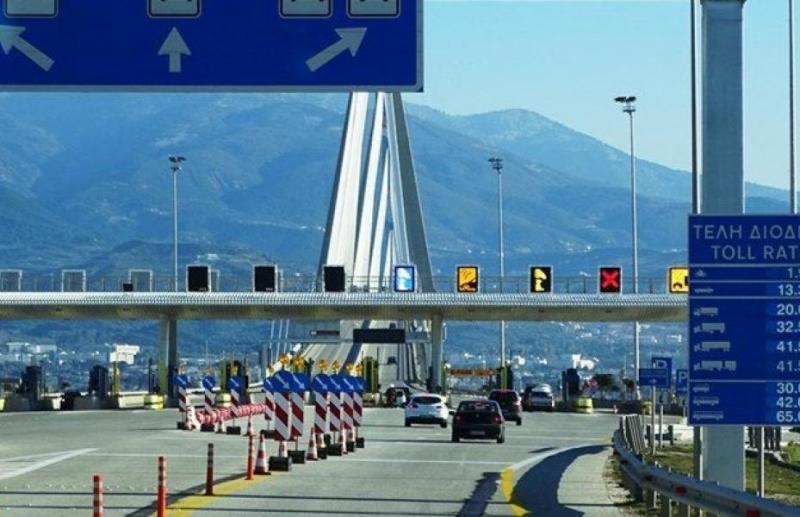 Γέφυρα-χαρίλαος-Τρικούπης-ριο-Αντίρριο