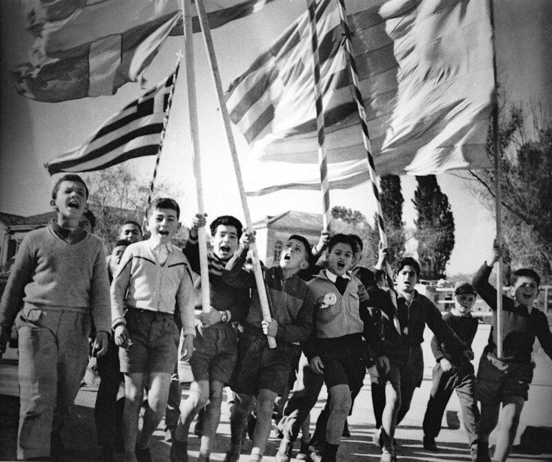 ΕΟΚΑ-1955-Κύπρος