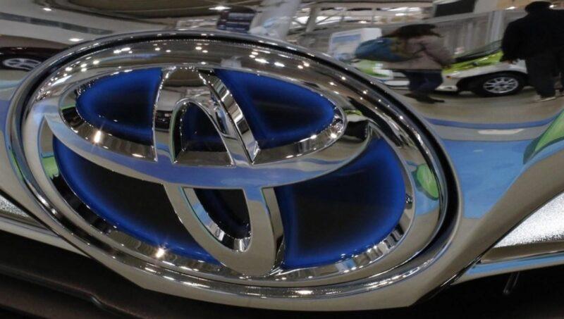 αυτοκινητοβιομηχανία-TOYOTA